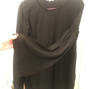 Truly Madly Deeply black dress